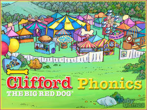 Clifford the Big Red Dog: Phonics