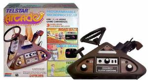 Coleco Telstar Arcade Game System