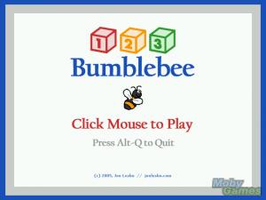 1-2-3 Bumblebee