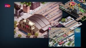 SNCF - Gare des 4Mil5