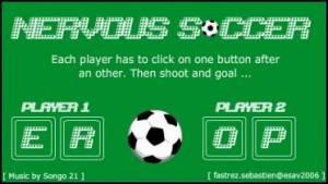 Nervous Soccer