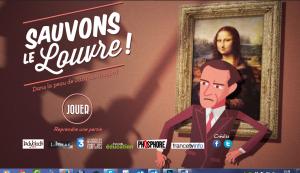 Sauvons le Louvre !