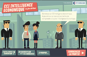 CCI Intelligence Economique