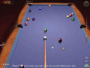 3-D Ultra Cool Pool