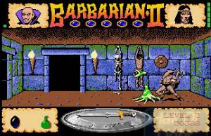 Barbarian II: The Dungeon of Drax / Axe of Rage