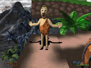 3D Caveman Rocks