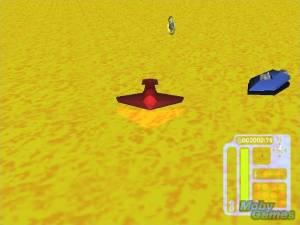 3D Desert Run
