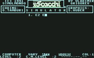 3D Scacchi Simulator