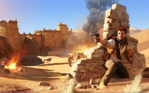 Uncharted 3 : l\'Illusion de Drake