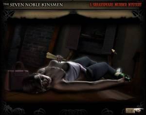 7NK: The Seven Noble Kinsmen - A Shakespearean Murder Mystery
