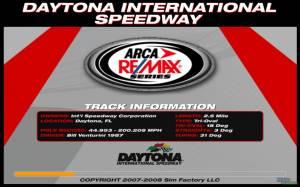 ARCA Sim Racing \'08