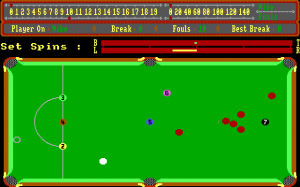 Alex Higgins' World Snooker