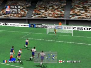 Alexi Lalas International Soccer / Golden Goal '98 / Three Lions