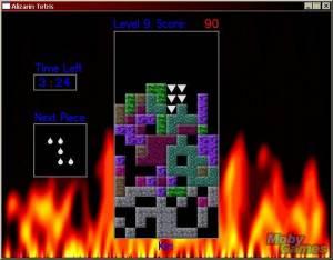 Alizarin Tetris
