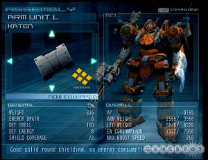 Armored Core: Nexus