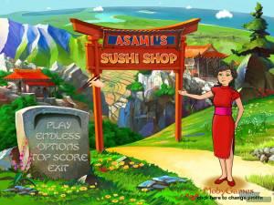 Asami\'s Sushi Shop