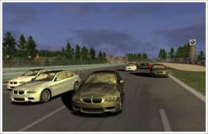BMW M3 Challenge