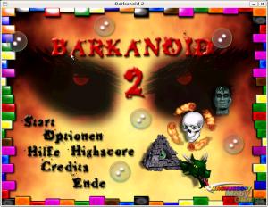 Barkanoid II
