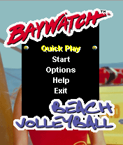 Baywatch Beach Volleyball