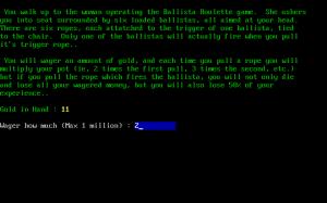 Betrayal of the Obsidian Baboon