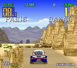 Big Run - The Supreme 4WD Challenge