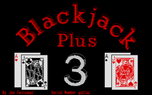 Black Jack Plus 3