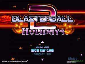 Blasterball 2: Holidays