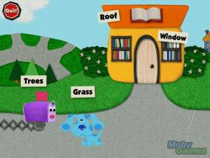 Blue\'s Reading Time Activities