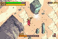 Boktai 2: Solar Boy Django
