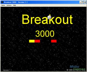 Breakout 3000