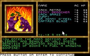 Buck Rogers: Matrix Cubed
