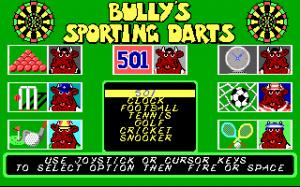 Bully\'s Sporting Darts