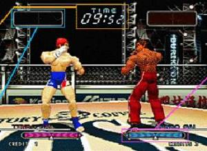 Buriki One: World Grapple Tournament \'99 in Tokyo / B1