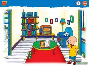 Caillou: Magic Playhouse