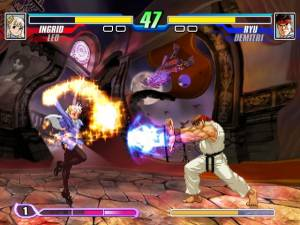 Capcom Fighting All-Stars