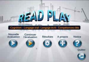 Read play