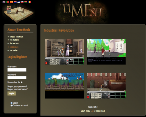 Timemesh