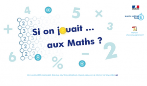 Si on jouait aux maths