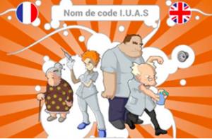 Nom de code IUAS