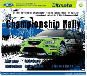 Championship Rally