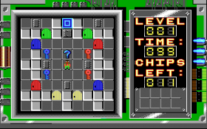Chip\'s Challenge