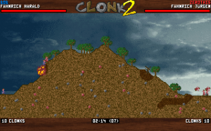 Clonk 2: Debakel