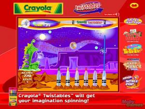 Serious Game Classification : Crayola Arcade (2003)
