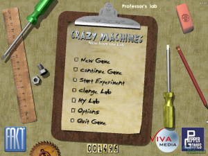 Crazy Machines 1.5: More Gizmos, Gadgets, & Whatchamacallits