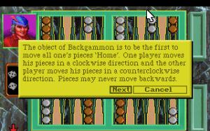 Crazy Nick\'s Software Picks: King Graham\'s Board Game Challenge
