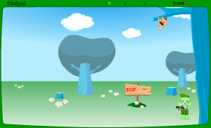 Happy Tree Friends Games: CubShoot