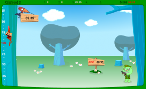 Happy Tree Friends Games: CubShoot 2