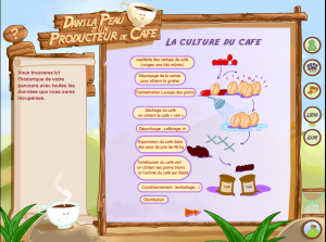 Dans la peau d'un producteur de caf&eacute;