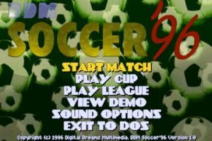 DDM Soccer '96