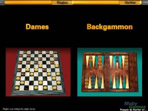 Dames & Backgammon